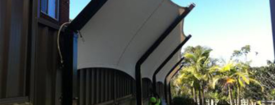 Privacy Screens Shade Sails Centre