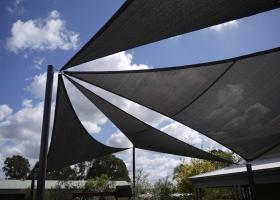 Black 4 sails