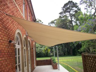 Shade Sail Combination